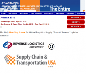 Reverse Logistics and Supply Chain & Transportation USA conference