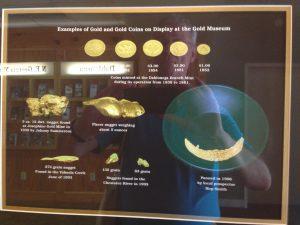 Dahlonega Georgia former Federal mint gold museum