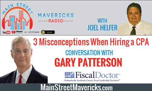 Common Major Misconceptions When Hiring a CPA Firm Revealed by FiscalDoctor